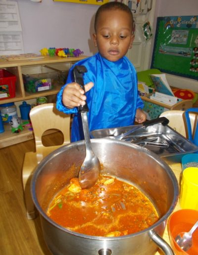 Cooking Activities