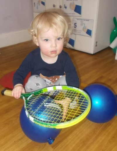 Toddler Tennis