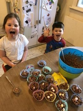 Daily Challenge: Baking