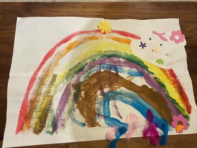 Daily Challenge: Rainbows!